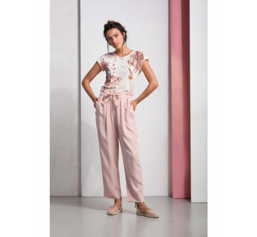 Luftige Hose - soft pink