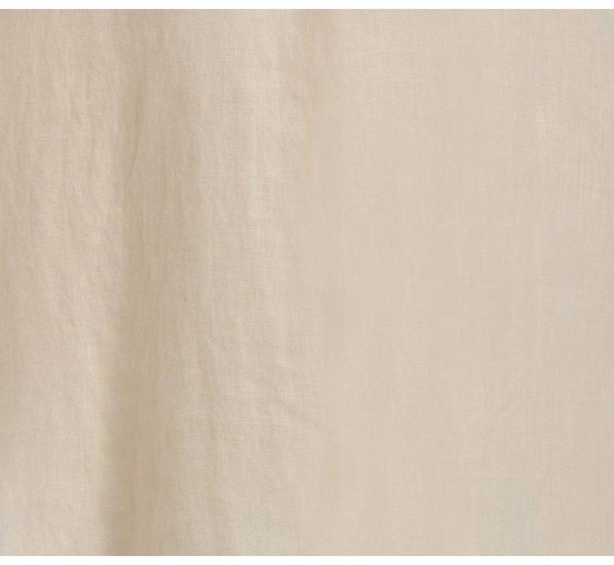 Bluse mit Unterkleid, mit Seide - in 2 Farben
