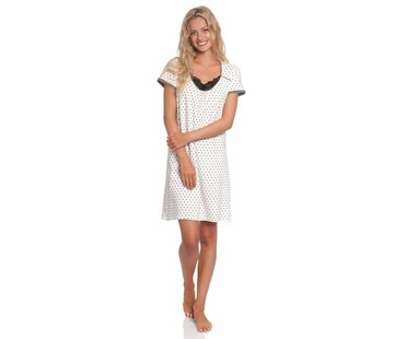 Vive Maria Nachthemd | La Fillette Douce Nightdress | Cream