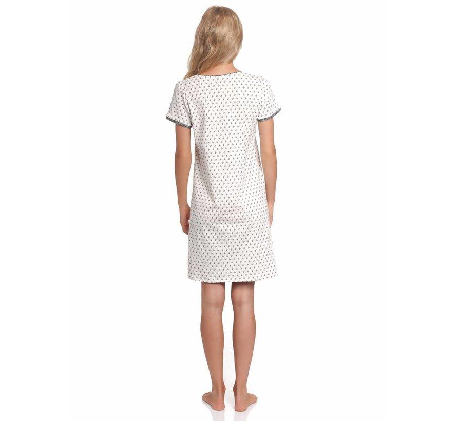 Nachthemd | La Fillette Douce Nightdress | Cream