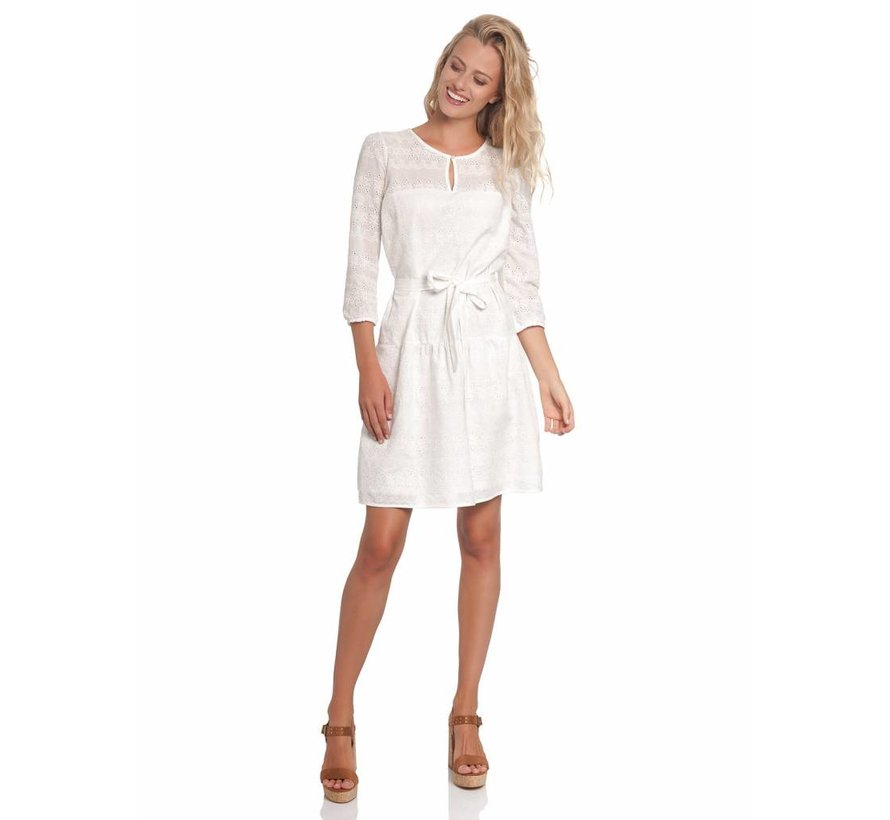 Kleid | Avignon Dress  | White