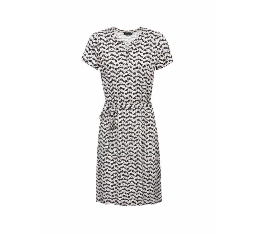 Kleid | Rue De Rivoli Dress  | Black