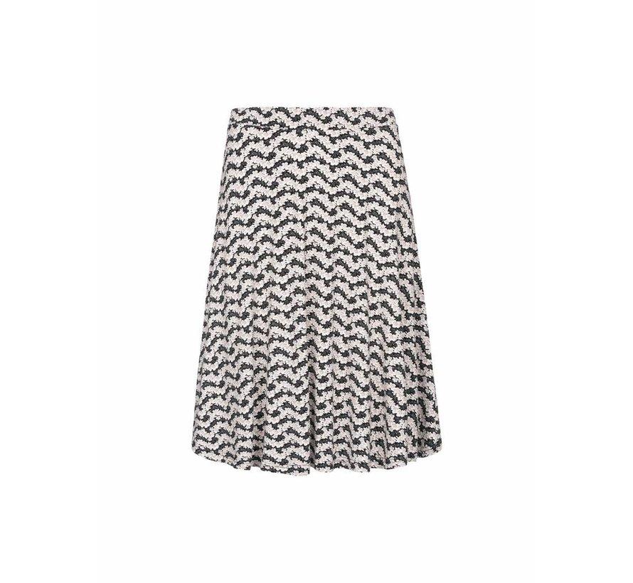 Rock | Rivoli Skirt  | Black