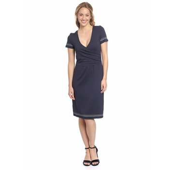 Vive Maria Kleid | Deauville Wrapdress  | Black