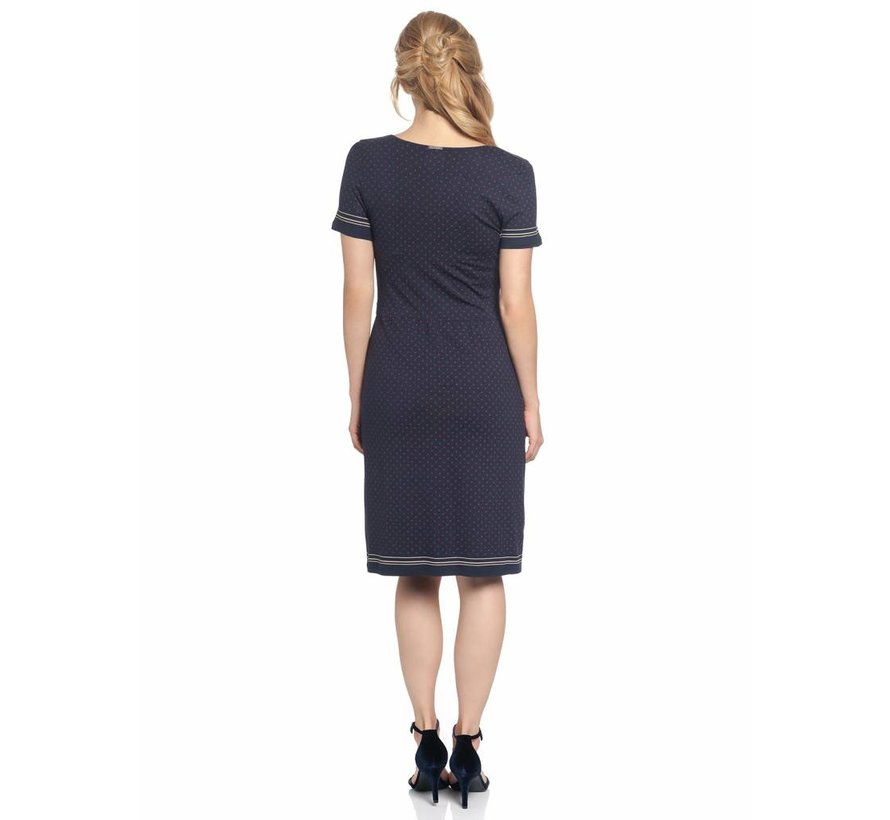 Kleid | Deauville Wrapdress  | Black