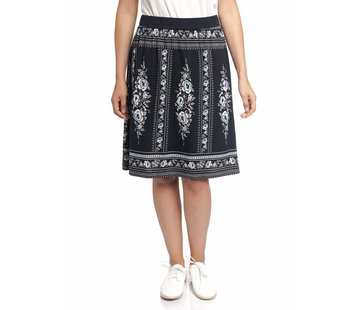 Vive Maria Rock | La Gitane Skirt  | Blue