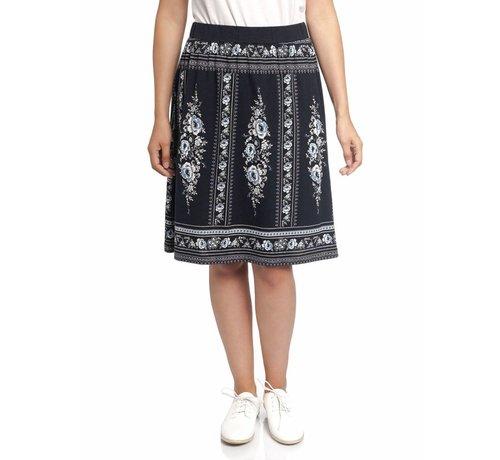 Vive Maria Rock | La Gitane Skirt  | Blue