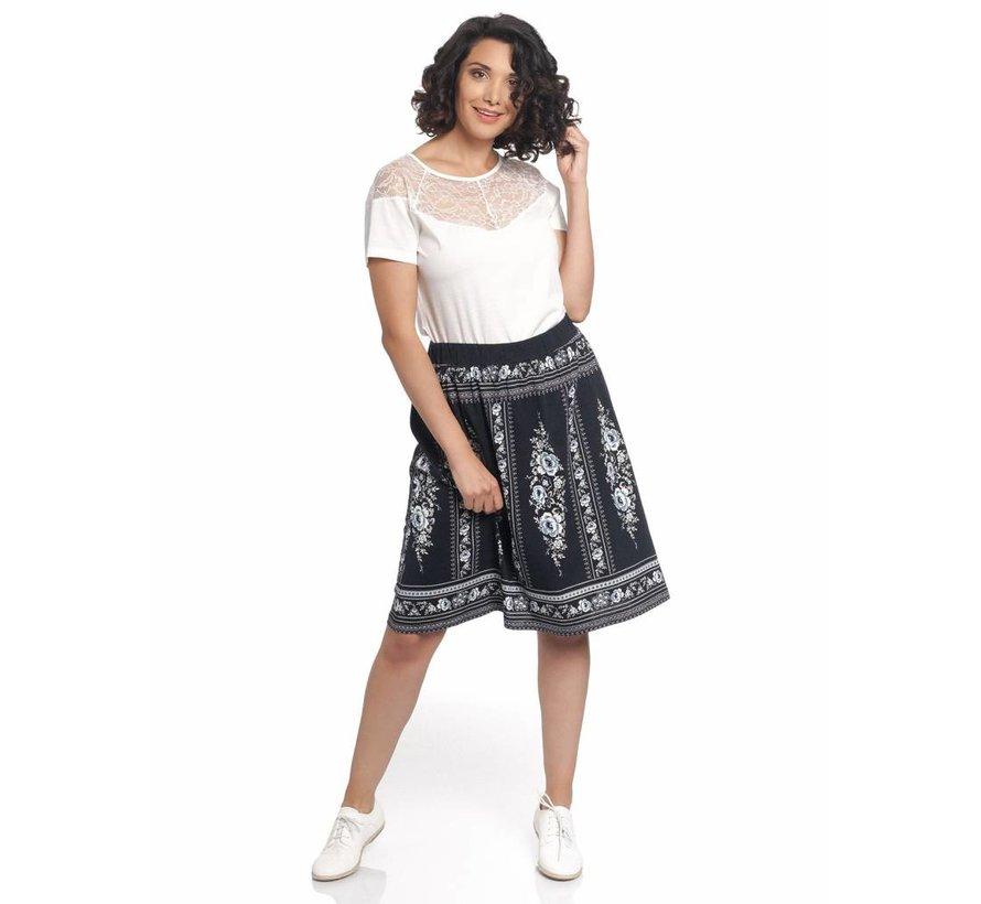 Rock | La Gitane Skirt  | Blue