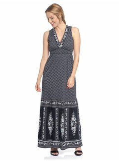 Vive Maria Kleid | La Gitane Maxi Dress  | Blue