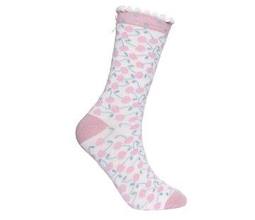 Sorgenfri Sylt Socken | Irma Cherry-ivory