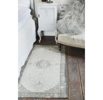 Jeanne d`Arc Living Teppich | Dusty Flower - 70x140cm