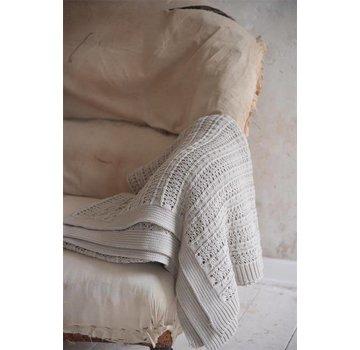 Jeanne d`Arc Living Tagesdecke | Überwurf | Beige - 130x170cm