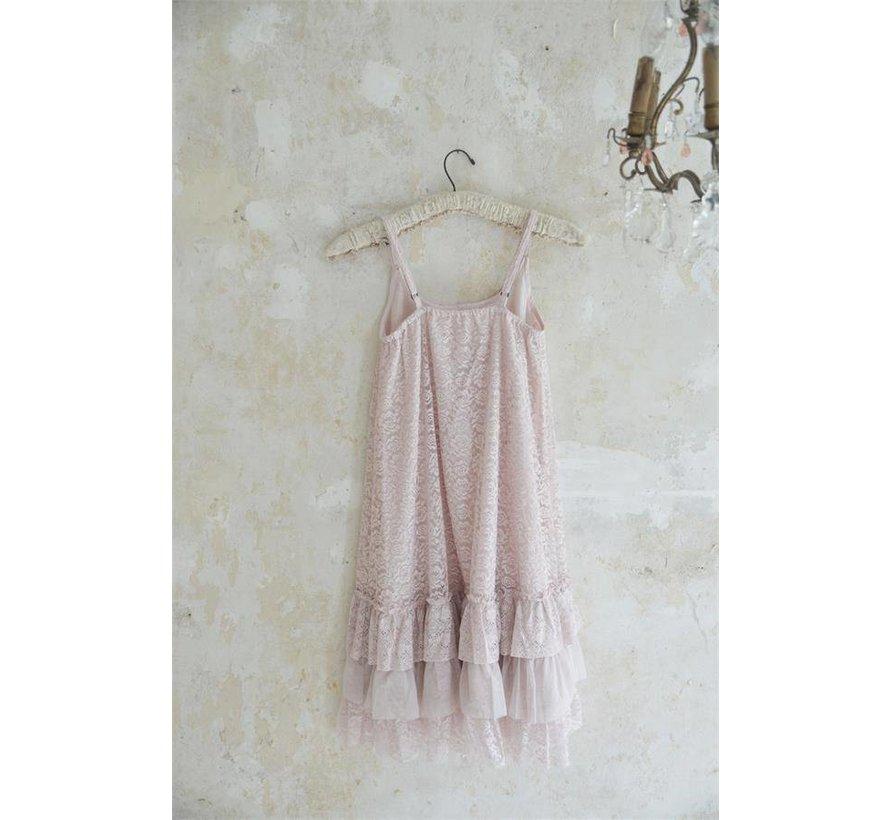 Kleid | Natural charming - Powder rose
