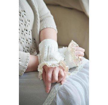 Jeanne d`Arc Living Handstulpen | Cream