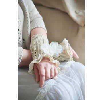Jeanne d`Arc Living Handstulpen | Beige