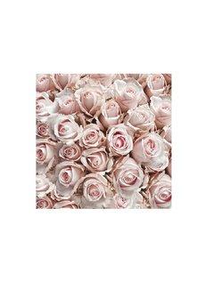 Servietten | Pastel Roses | 25x25cm - FSC