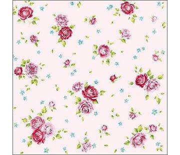 Servietten | Rosalie Rose | 30x30cm - FSC