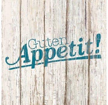 Servietten | Guten Appetit | 30x30cm - FSC