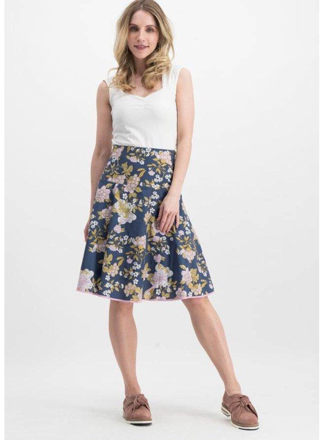 Rock | hip am schnuerchen skirt - grannys wallpaper