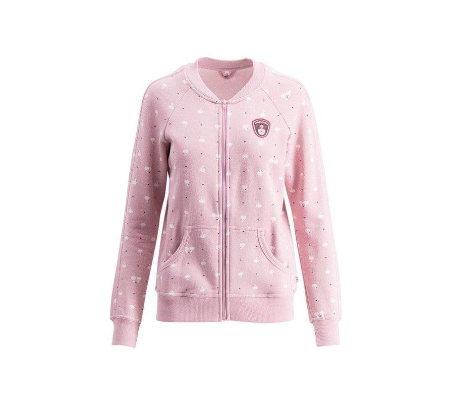 Sweatshirt | babuscka basejacket | loving swans