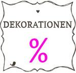Dekorationen Sale | Ausverkauf