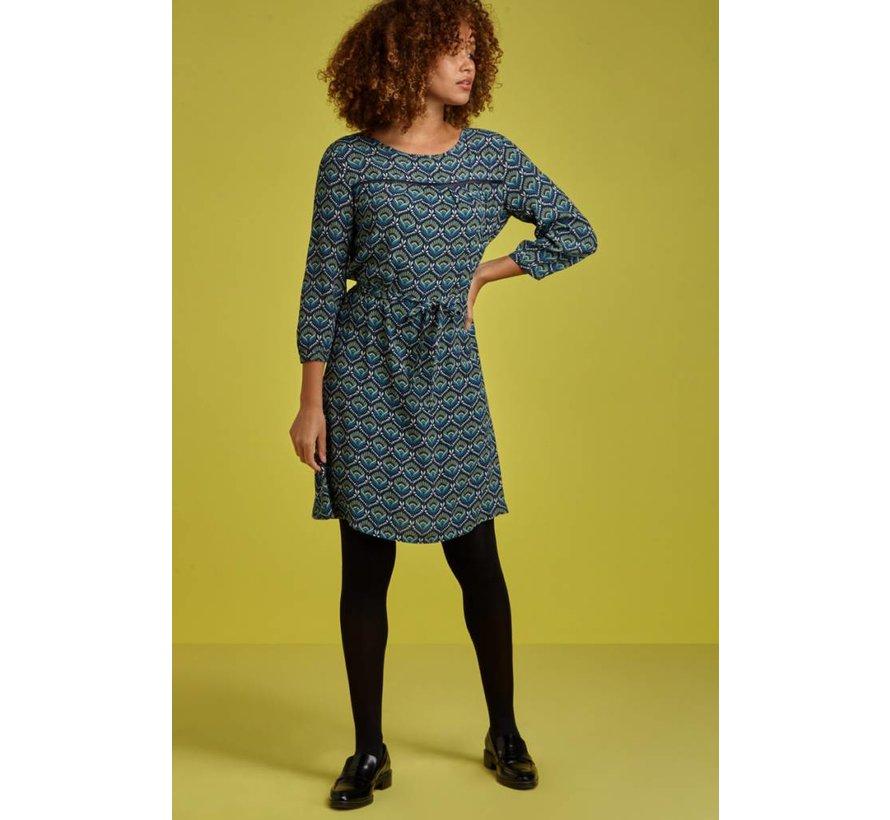 Kleid | Biba Dress Adonis - Dark Navy