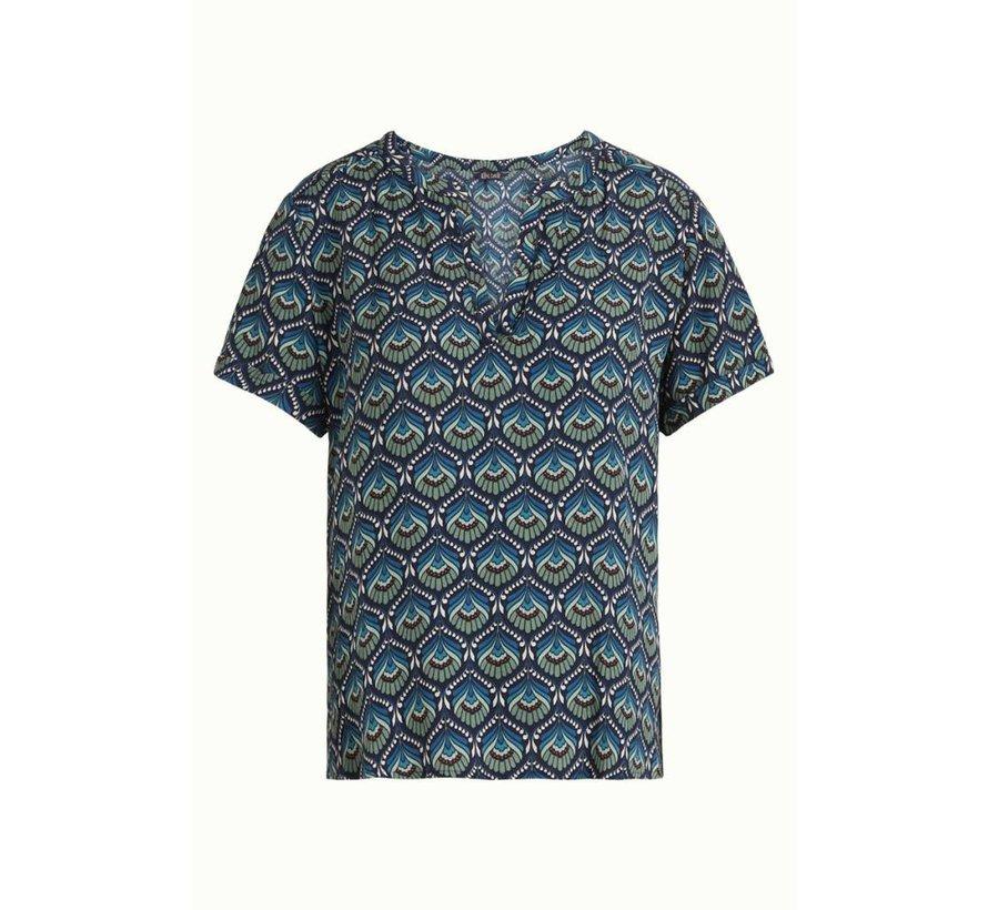 Shirt | Elsa Top Adonis - Dark Navy