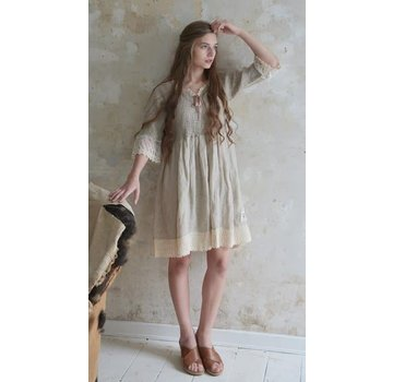 Jeanne d`Arc Living Kleid | Natural mind - Linen color