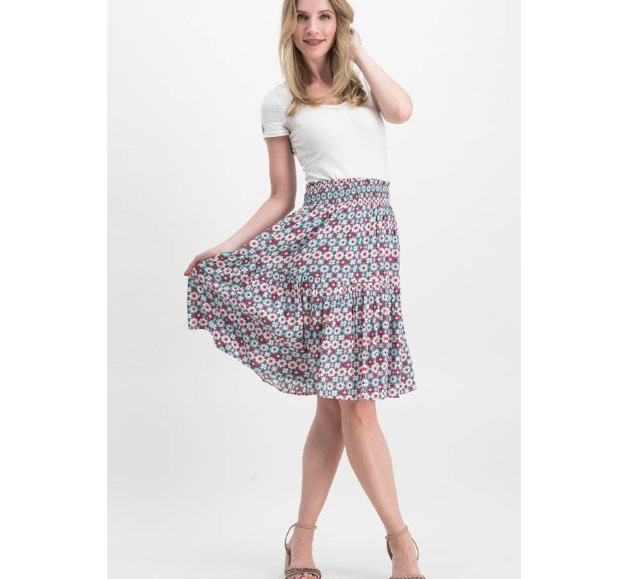 Rock | wanderwirbel skirt - alpine star
