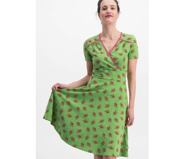 Blutsgeschwister Kleid | polkamädel stuben dress - valley rose