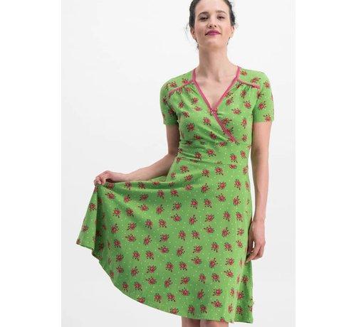 Blutsgeschwister Kleid   polkamädel stuben dress - valley rose