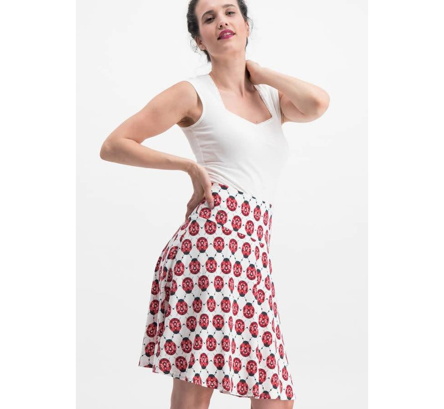 Rock | sei vogelfrei skirt - folksy lady flies