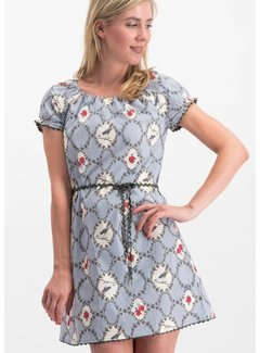 Blutsgeschwister Kleid | cowshed romance dress - forester birdlove
