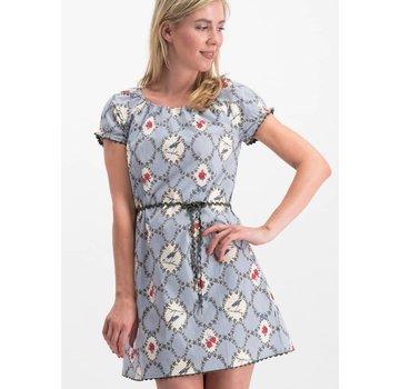 Blutsgeschwister Kleid | cowshed romance dress - forester birdlove