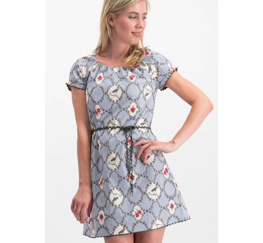 Kleid | cowshed romance dress - forester birdlove