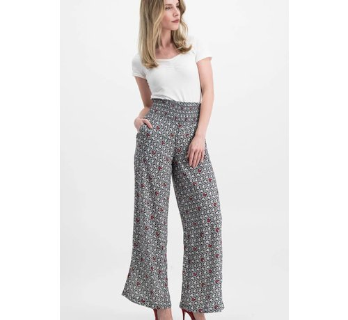 Blutsgeschwister Hose | lets do the flatter pants - infinity rose