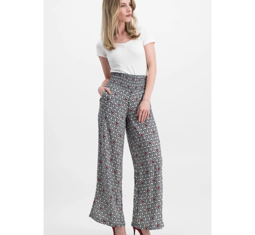 Hose | lets do the flatter pants - infinity rose