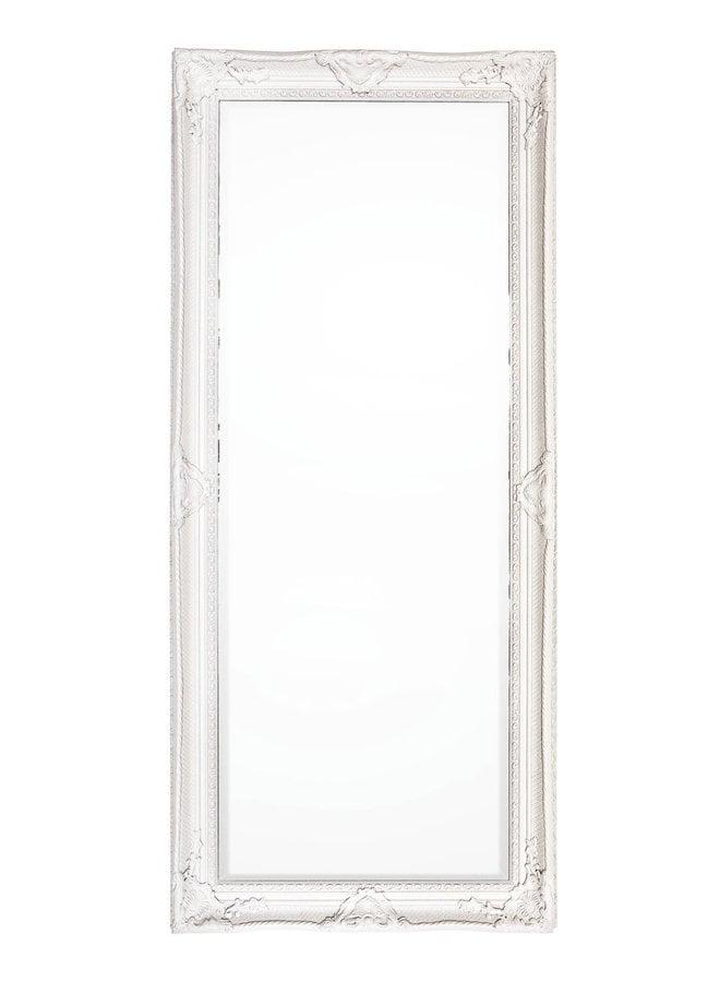 Wandspiegel | Landhausstil | Creme | Hoch oder Quer | 80x180