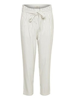Cream Clothing Hose | Aster pants - Gardenia White