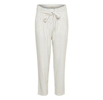 Cream Clothing Hose | Aster pants - Gardenia White