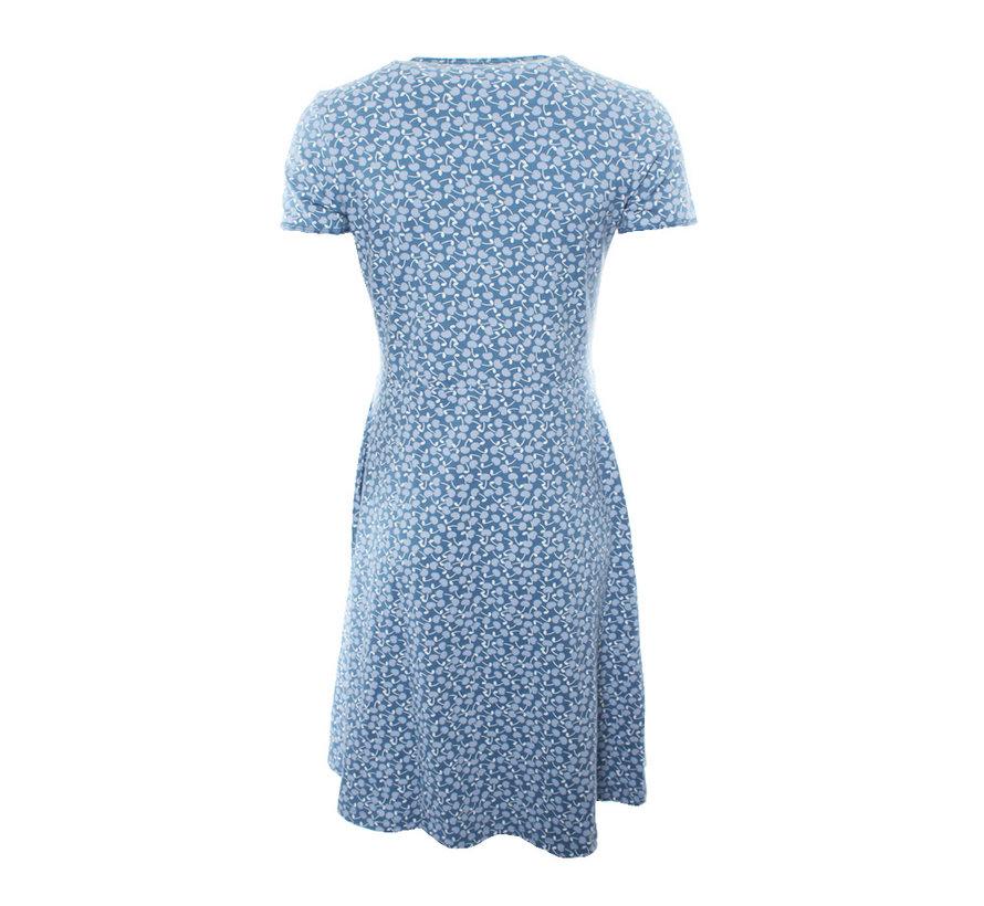 Kleid | Leni-Nelly Cherry-sweden blue