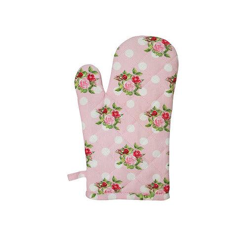 Krasilnikoff Backofenhandschuh | Oven Gloves-Dots n`Roses