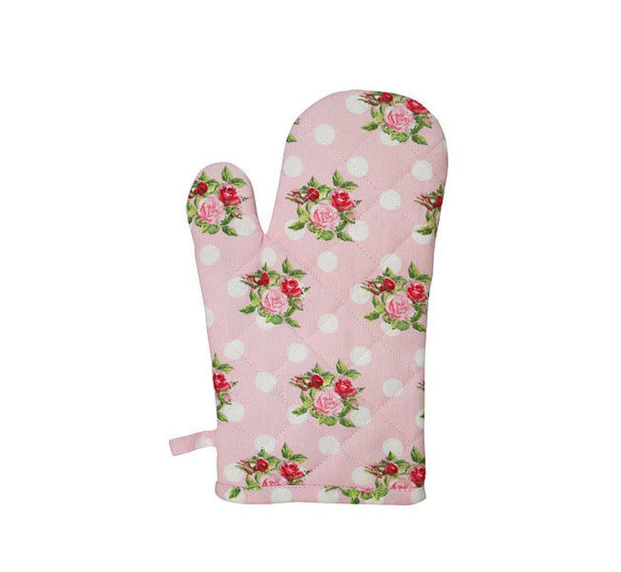 Backofenhandschuh | Oven Gloves-Dots n`Roses