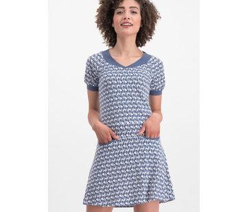 Blutsgeschwister Kleid | sunkissed shoulder dress - paint me pretty