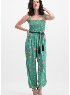 Blutsgeschwister Jumpsuit | pumperjumper - bathing beauty