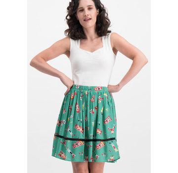 Blutsgeschwister Rock | summerbreeze daydream skirt - bathing beauty