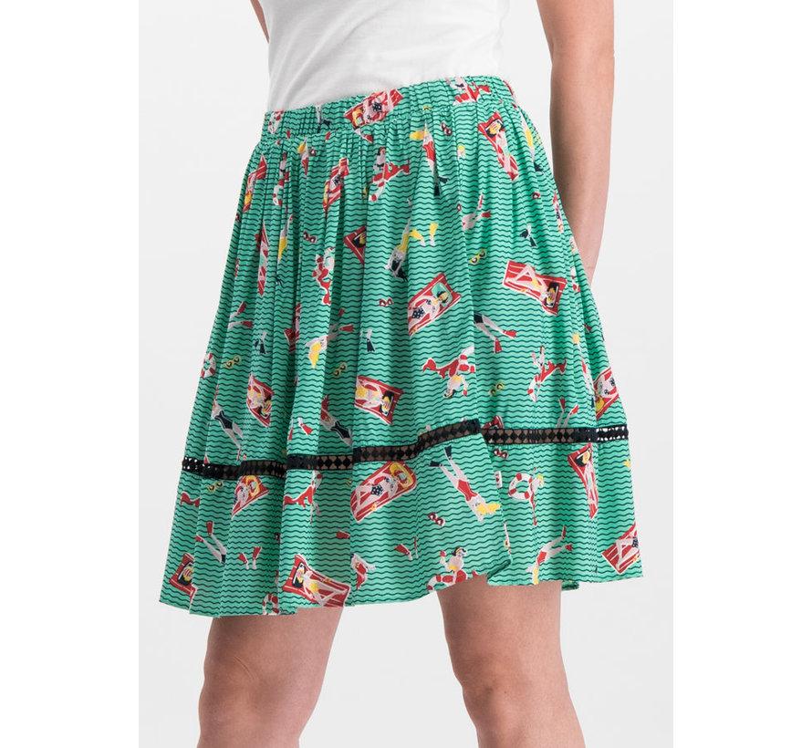 Rock | summerbreeze daydream skirt - bathing beauty