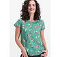 Shirt | slip sloup blouse - bathing beauty