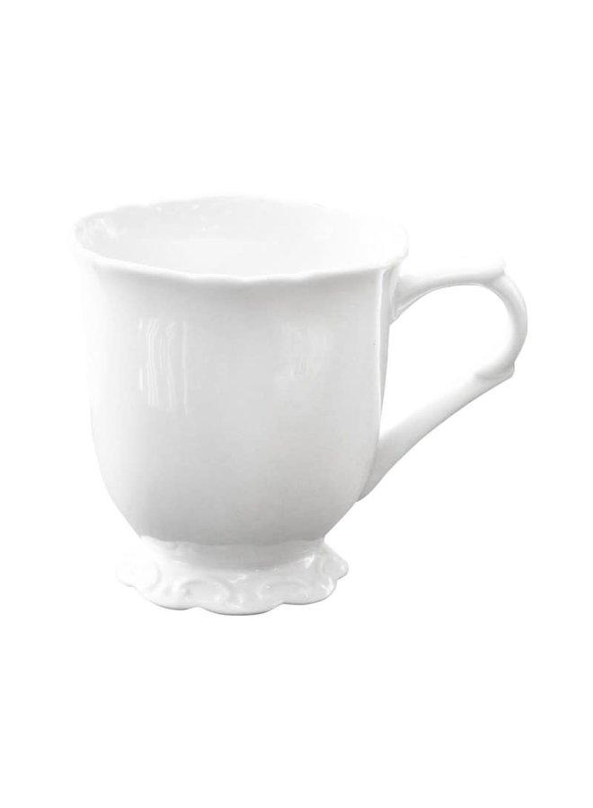 Cappuccinotasse Provence - 100% Porzellan - 300 ml