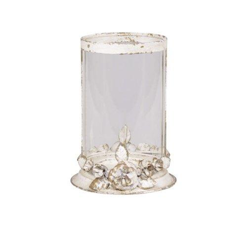 "Chic Antique Kerzenhalter ""Rose de Provence""im Shabby Chic"